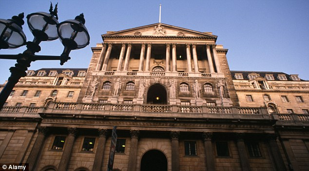 Threat: The Bank of England must resist calls for more quantative easing