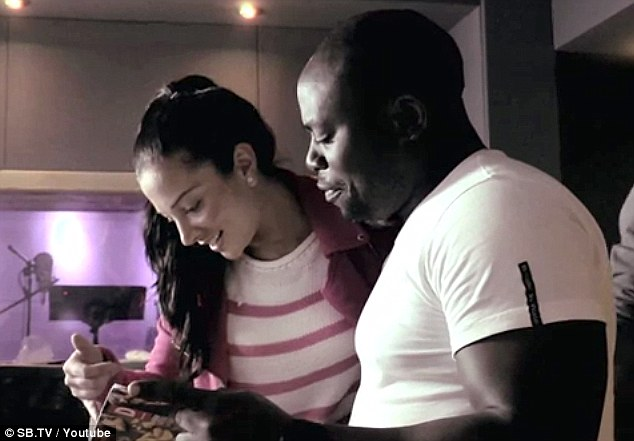 Individual sound: Tulisa says that her album is very different from any N-Dubz music