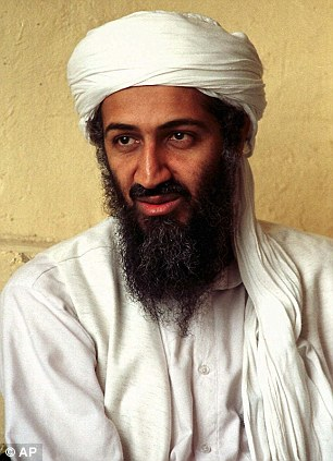 One year on: Nearly a year after his death  the family of Al Qaeda leader Osama Bin Laden look set to be deported