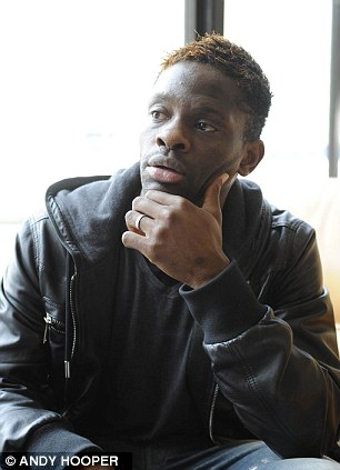 Thoughtful and paradoxical: Louis Saha is no ordinary footballer