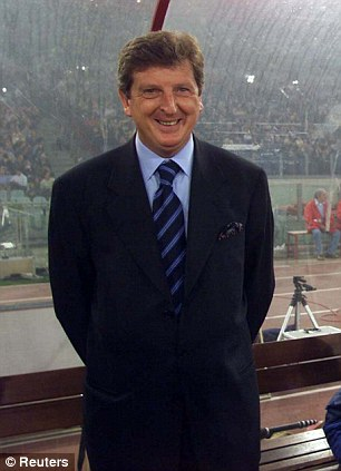 Italian job: Hodgson took charge of Inter in 2005