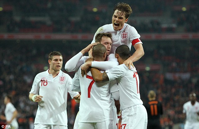 Three Lions: Hodgson is set to take charge of Parker and Co this summer