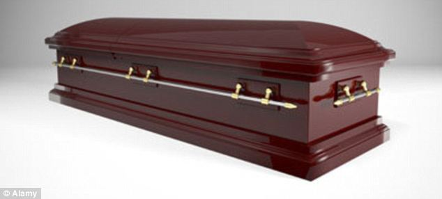 Regular: Funeral homes are also trying to deal with the fact that their normal coffins don't work for some customers