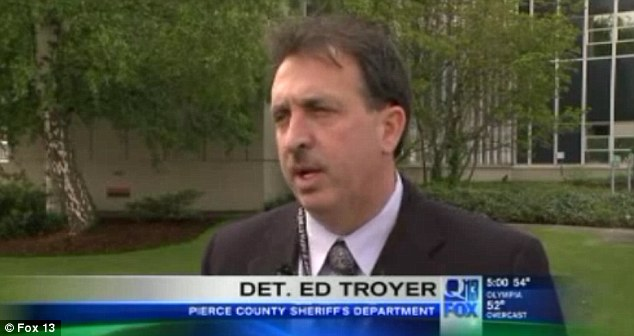 Explanation: Detective Ed Troyer said detectives were concerned Mothershead showed a lack of concern for her daughter