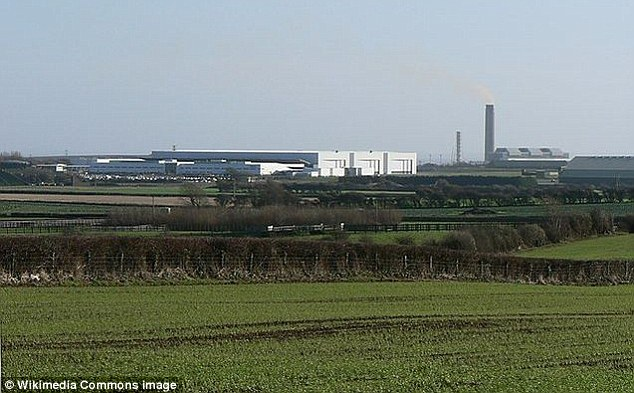 Dickinson's plan is part of the regeneration of the St Athan Enterprise Zone near Aberthaw Power Station