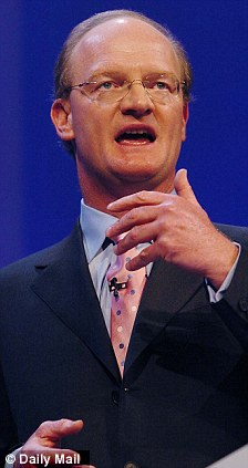 Unconvinced: Universities Minister David Willetts