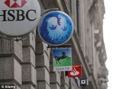 Figures have revealed banks have slashed their lending to firms by almost £100billion
