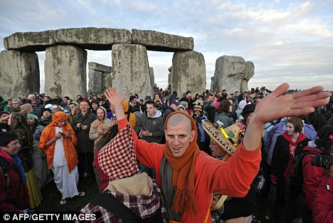 Diverse: The Pagan community features a range of people, including druids, shamans and heathens.  Paganism is classed as a religion