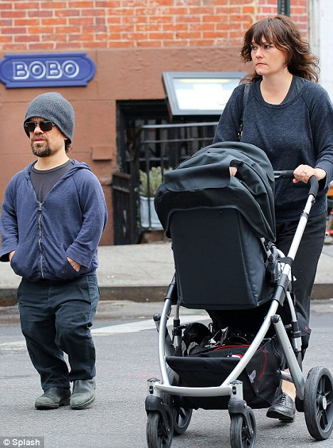 Game of Thrones star Peter Dinklage is quite the family ...
