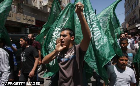 Widespread: Around 1,600 Palestinian inmates have joined the hunger strike
