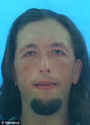 On the Hunt: Police believe family friend Adam Christopher Mayes, 35, abducted them and that they could be in extreme danger