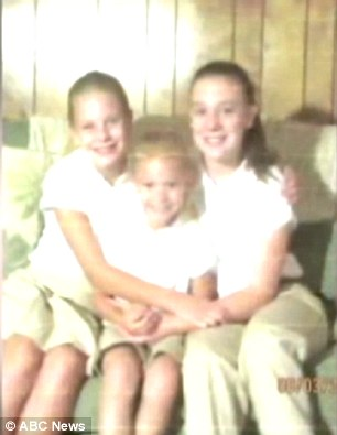 """Jo Ann Bain and her three daughters may be in """"extreme danger"""" after they were abducted in Tennessee and last seen in Mississippi"""