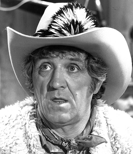 Except for Goober, Lindsey had other roles in a variety of TV shows, including the famous west'rn 'Gunsmoke.'