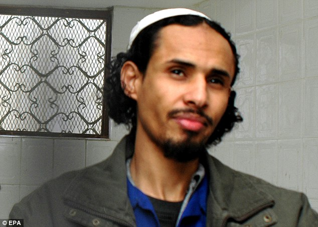 Plotter? Senior Al Qaeda leader Fahd Al-Quso, killed on Sunday by a drone strike, was believed to be behind the updated underpants bomb plot