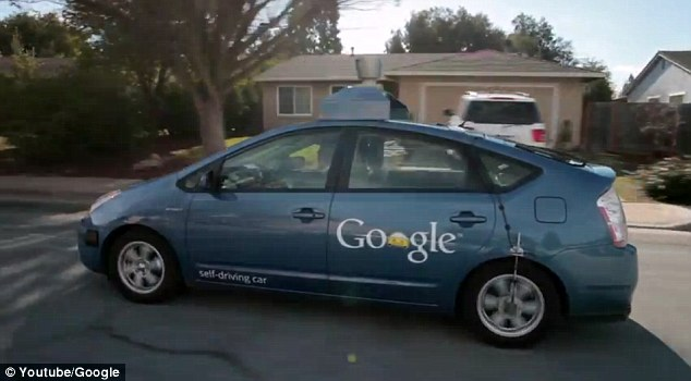 All the (road) rage: Nevada's DMV issued Google a license allowing the world's first driverless car to drive on public streets