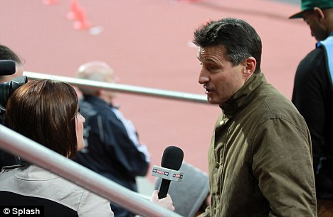 Sale: Lord Coe promised fans who missed out last year the chance to buy