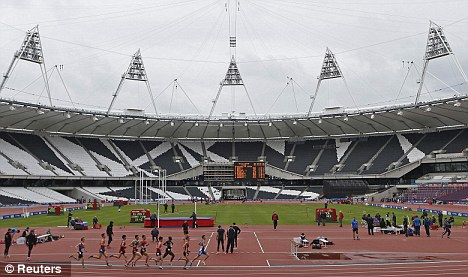 Demand: The remaining tickets for the Olympics are set to go on sale this Friday