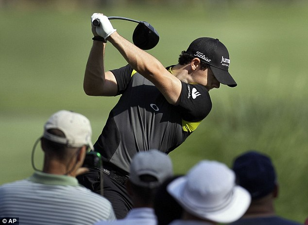The boy is back in town: McIlroy controversially missed last year's Players' Championship