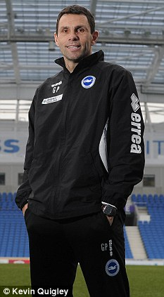On the move? Poyet has worked wonders on the south coast