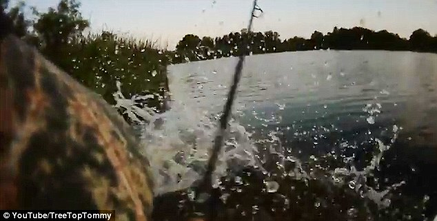 croc attack from youtube