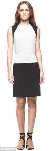 Francisco Costa For Calvin Klein at Macy's - $145