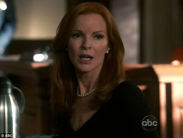 Shock: There was a surprise outcome of Bree Van de Kamp's murder trial in the last episode of Desperate Housewives