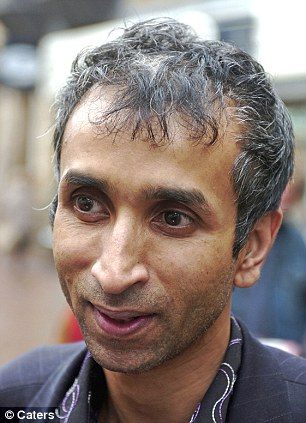 Guilty: Azad Miah, 44, hounded girls to have sex for money while running a brothel from his premises in Carlisle