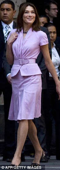 A pretty lilac skirt suit in 2009