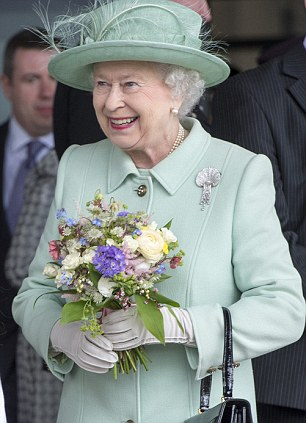Queen Elizabeth visits Burnley College and University of Central Lancashire during her celebrations
