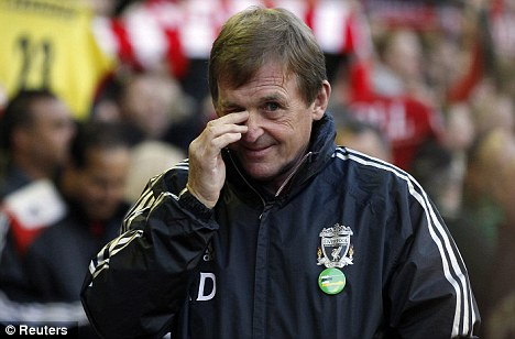 Axed: Kenny Dalglish's second spell in charge of Liverpool is over