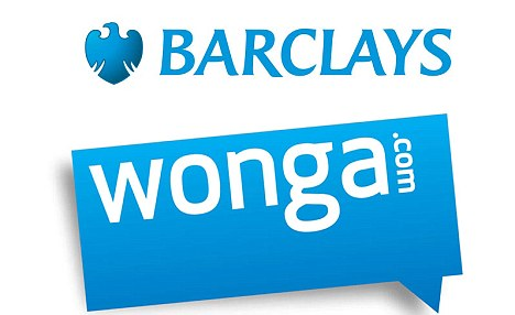Limbo: Wonga took £1,800 from Jonathan Pitt after his card was cloned. But Barclays said it would take up to ten days to return the cash.