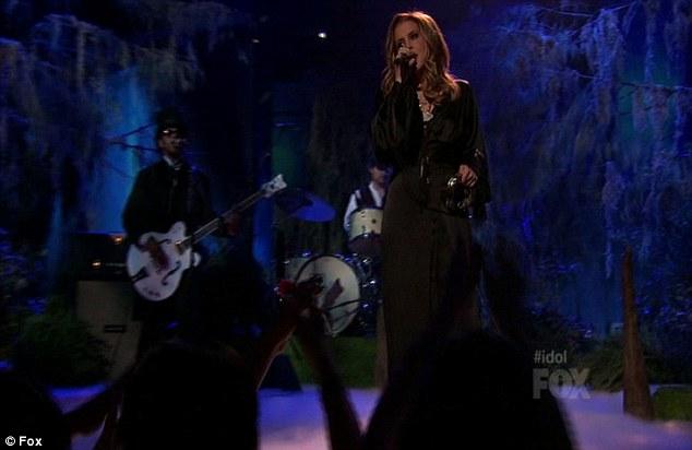 Hot favourite Joshua Ledet goes home in surprise American Idol elimination