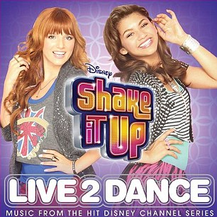 Shake It Up: Live 2 Dance is out to buy now