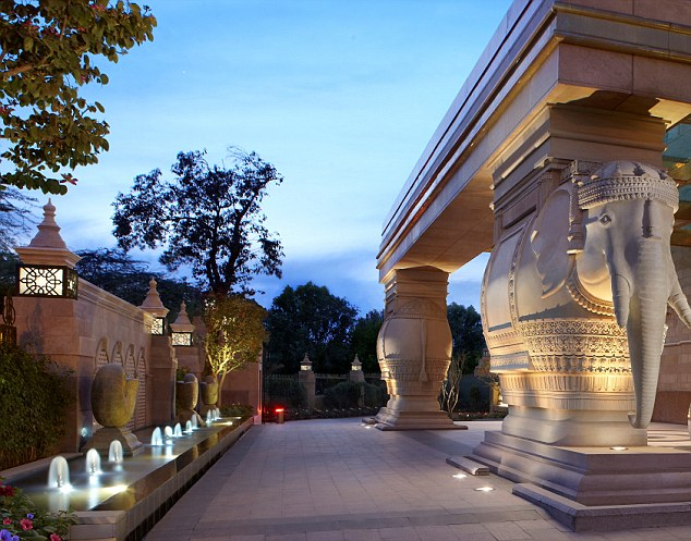 The Leela Palace in Delhi