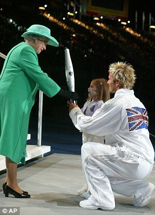 Kirsty even met Her Majesty the Queen during the Commonwealth Games Opening Ceremony in Manchester in 2002