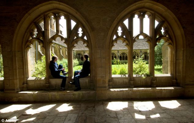 Recession-hit: Oxford University's slip has been blamed on student job prospects declining steeply in the financial crisis