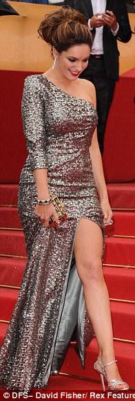 Kelly Brook\nVOUS N¿AVEZ ENCORE RIEN VU premiere, Cannes Film Festival,