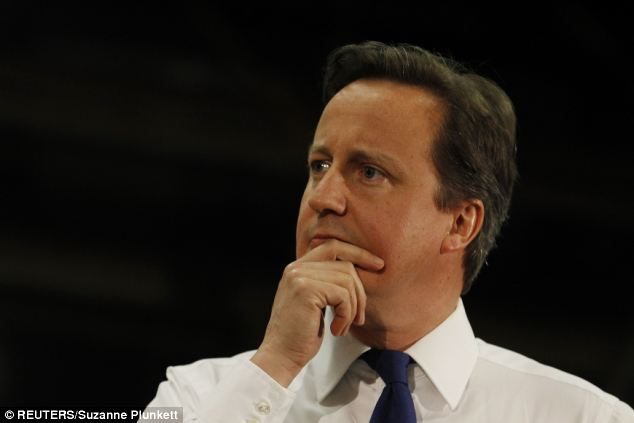 The Coalition may be forced to give the vote to prisoners, despite David Cameron saying the prospect of doing so made him 'physically ill'