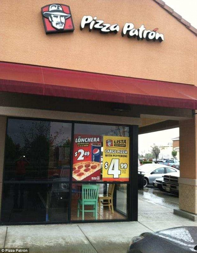Pizza Patrón has caused controversy with its offer to receive a free $4.99 large pepperoni pizza at one of their 104 outlets if the order is made only in Spanish