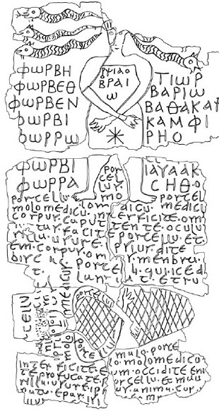 Celia Sanchez Natalias, of the University of Zaragoza has translated the strange tablets for the first time