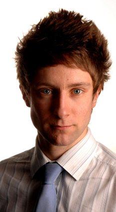 Award winner: Dan Hyde, 25
