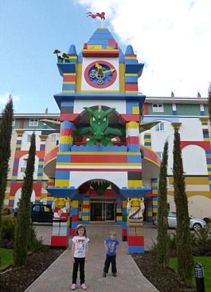 The Lego hotel