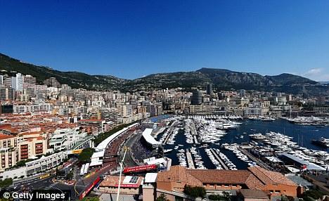 Setting: Monaco plays host to round six of the Formula One world championship