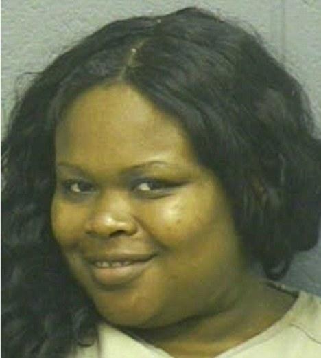 Prolific: The career shoplifter, pictured, has outstanding arrest warrants in three Georgia counties