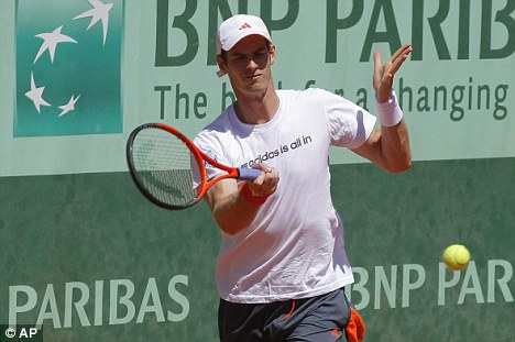 Britain's best: Andy Murray is still looking to win his first major
