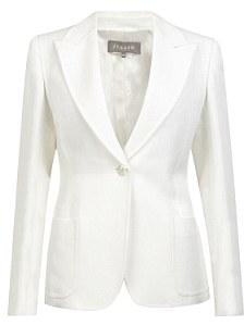 White jacket, £129, jigsawonline.com