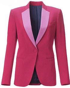 Hot pink, £195, whistles.co.uk