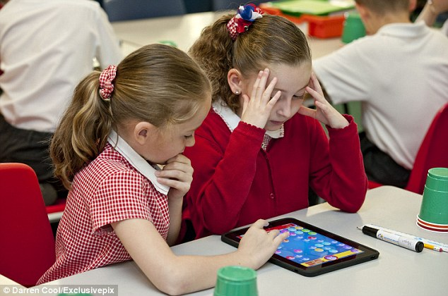 Focus: The iPads are used by all year groups and in all subjects at the primary school