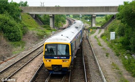 'Unacceptable': Last year, the journeys of 13.7million passengers travelling on long-distance trains were affected by late or cancelled services