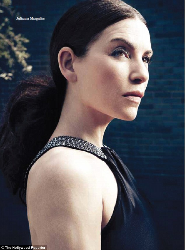 The Good Wife: Julianna Margulies admitted that she struggles to find time for her family